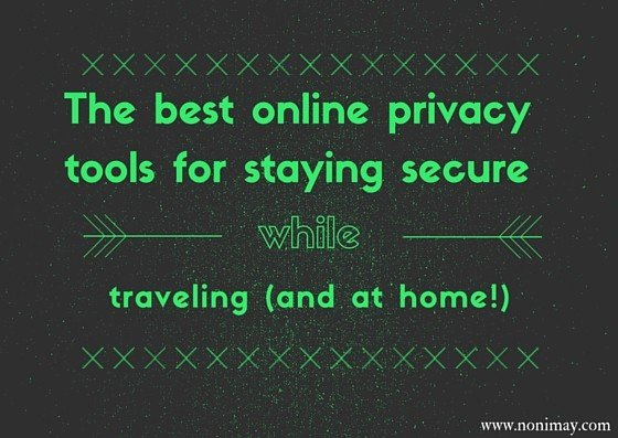 The best online privacy tools