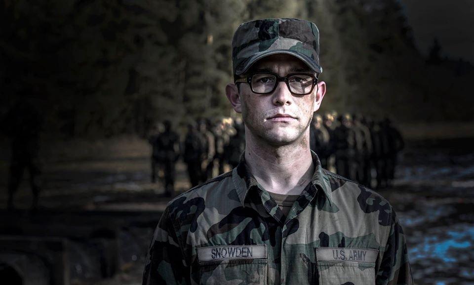Trailer for the upcoming Snowden film, with Joseph Gordon Levitt