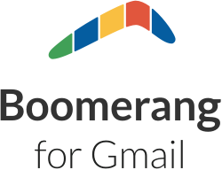 Boomerang for Gmail schedule your gmail emails for free