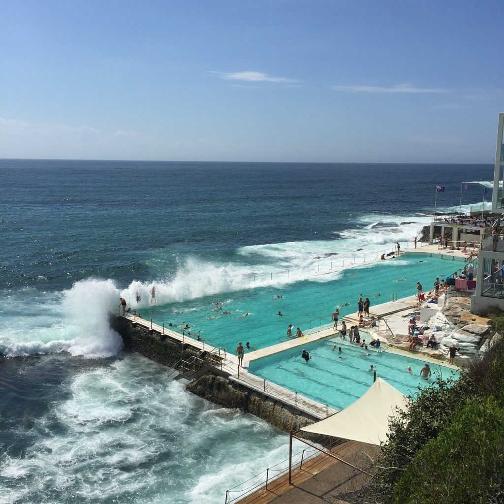 The Big Australian Bucket List Surf bondi beach