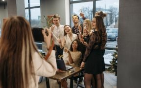 how to keep your staff in check at the office Christmas party