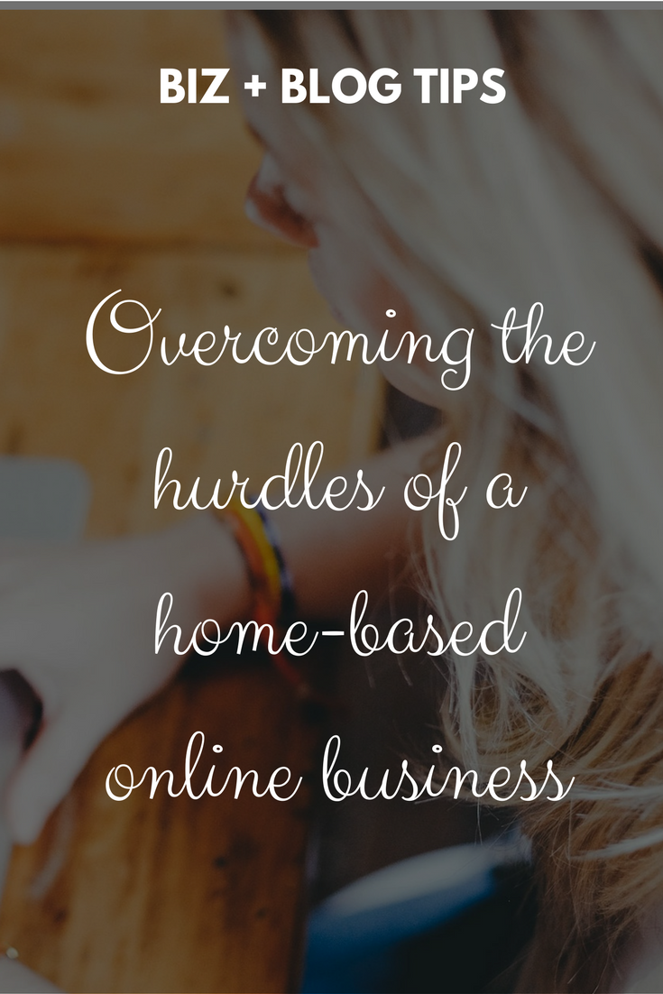 Overcoming the hurdles of a home-based online business