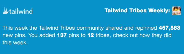 Tailwind tribes for digital nomads and 15 dollars of tailwind credit