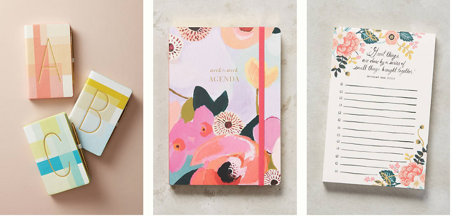 Amazing Anthropologie gifts for literally every person in your life under $25. Gifts for someone who has everything! 5