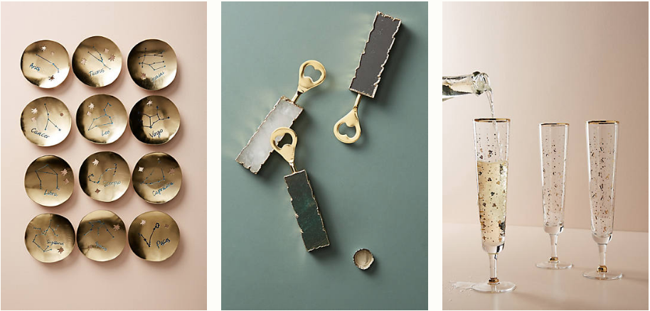 Amazing Anthropologie gifts for literally every person in your life under $25. Gifts for someone who has everything! 9
