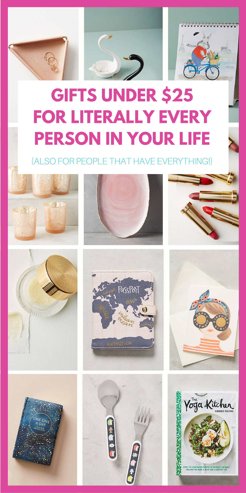 Amazing gifts for literally every person in your life under $25 (1)