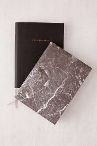 Urban Outfitter Gifts Under $25 all bloggers will love bloggers gift guide. Daily Planner Journal